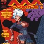 La Contessa, 7 pages Naschkatze, 7 pages Weissblech Comics 2012