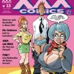 La Contessa, 7 pages Job Interview, 10 pages Weissblech Comics 2012