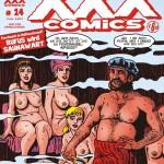 La Contessa, 7 pages Weissblech Comics 2013