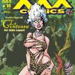 Der letzte Leopard, 28 pages Weissblech Comics 2014